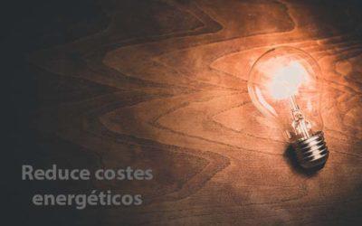 Gastos energéticos. Mejorar los costes de factura de luz