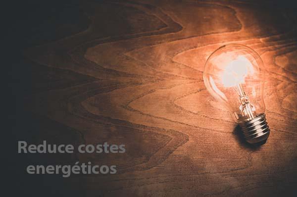 Reduciendo los gastos energéticos