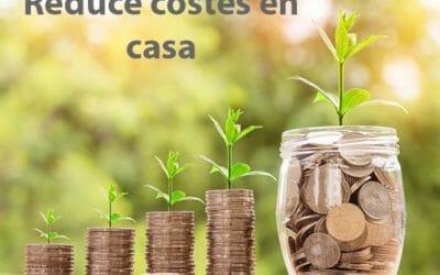 Reducir costes en el hogar
